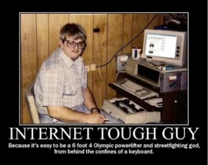 Internet-tough-guy-troll