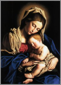 Mary, the Blessed Virgin