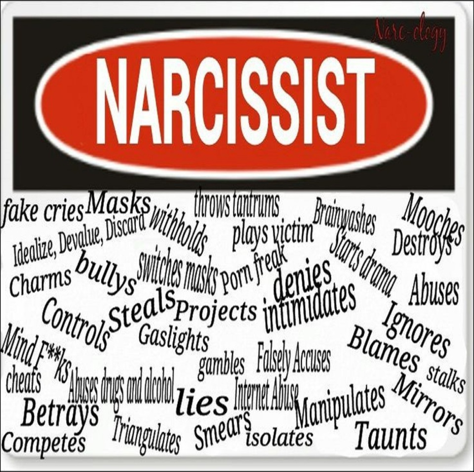 Are narcissists ever abuse victims? | Lucky Otters Haven