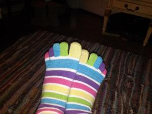 toesocks