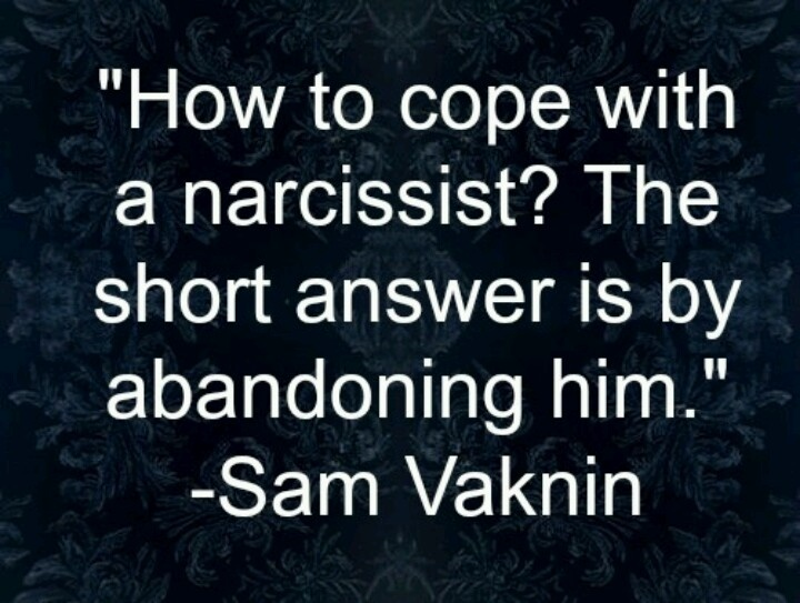 Case study of narcissistic personality disorder