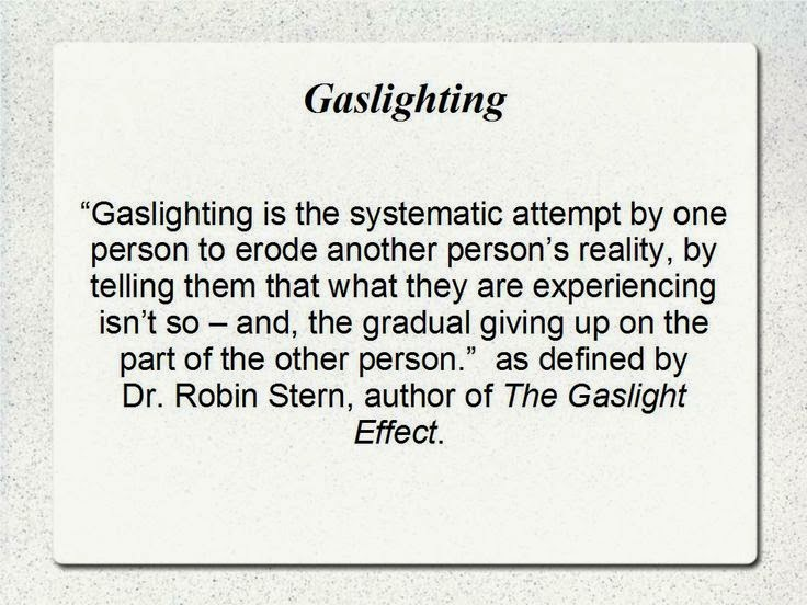 How To Stop Gaslighting In A Relationship