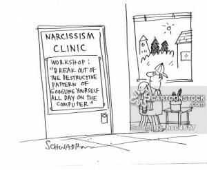 Narcissism Clinic.