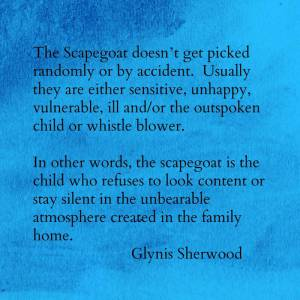 Why family scapegoats become lifelong victims  | Lucky