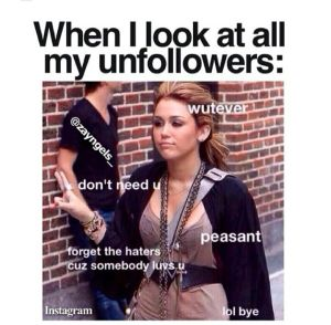 unfollowers