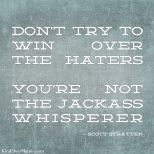 jackass-whisperer