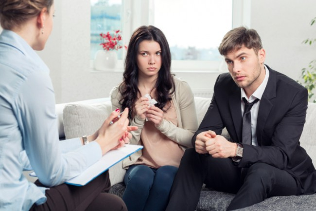 Marriage counseling is another weapon a narcissist can use