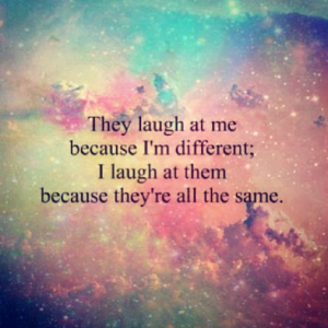 I-am-different