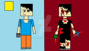me_and_my_evil_crazy_me_in_minecraft_by_sonatathesiren-d90wfu7