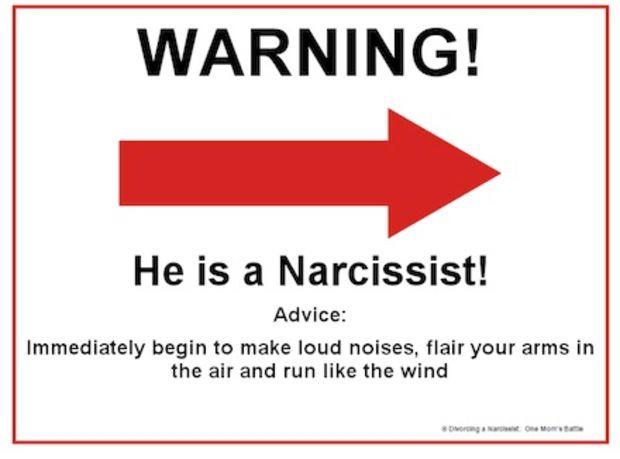 Dating a narcissist quiz