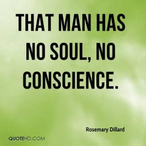 no soul