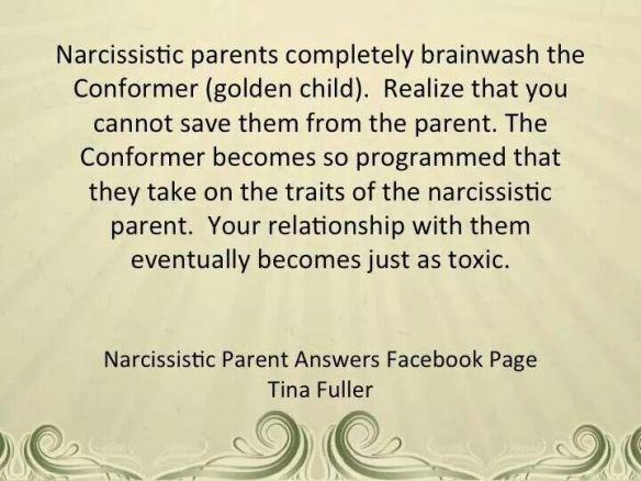 Narcissistic Parents | Lucky Otters Haven