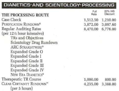 scientologyprice