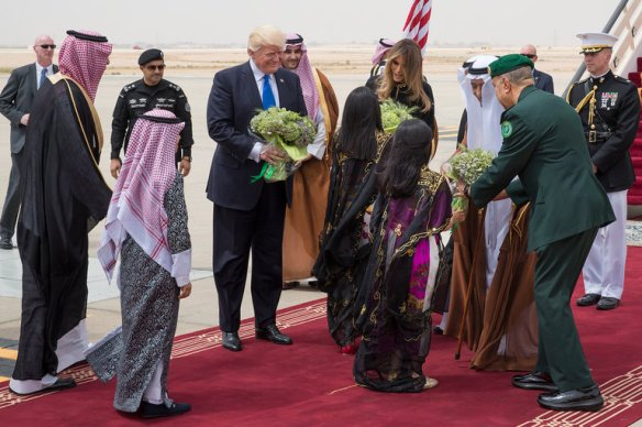 trump-arrive-saudi6-flowers-crowley-master768-v2