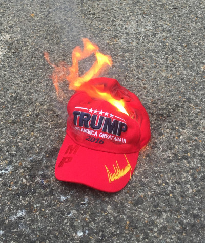 burning-trump-hat