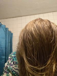 hairfallingforward