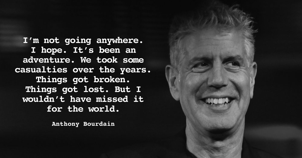 Image result for images of anthony bourdain