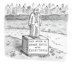 a-statue-of-a-man-reading-roz-chast