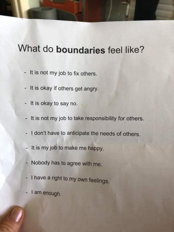 goodboundaries