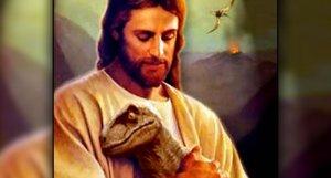 Dinosaur-Jesus