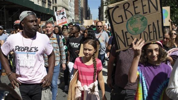 greta-climate-march-new-york