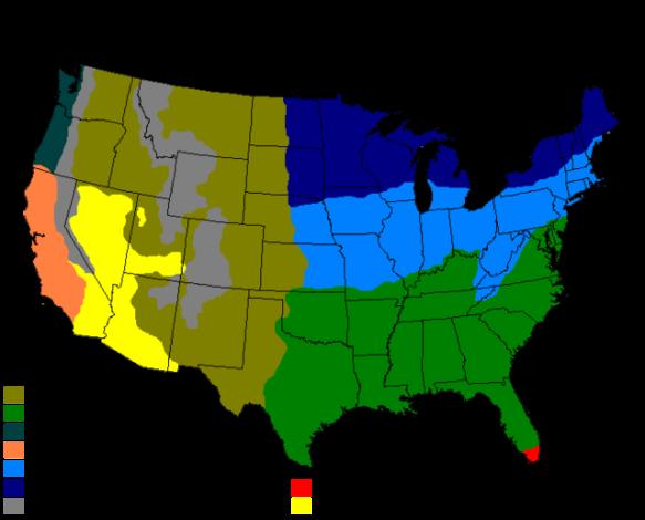climatezones