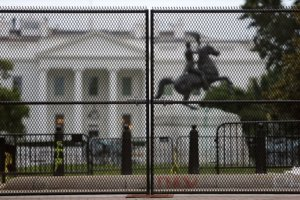 whitehousefence